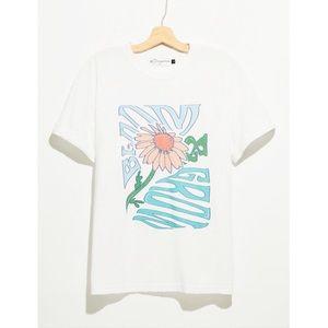 Free People // Bloom & Grow Boyfriend Tee NWOT🌛